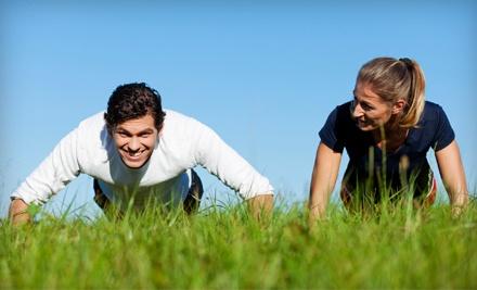 4-Week Summer-Body Boot Camp (a $200 Value) - Trinity Wellness Center in Pickerington