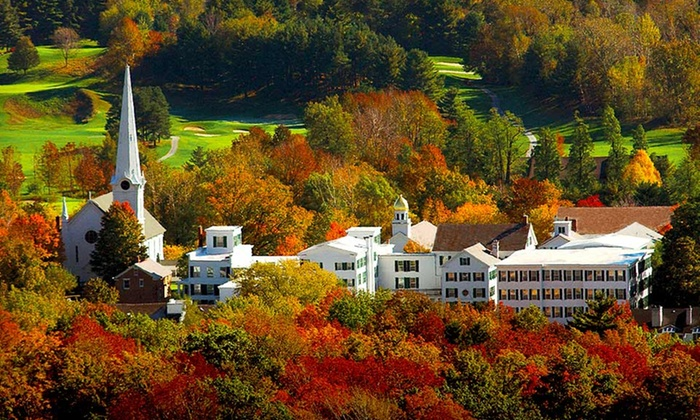 The Inns at Equinox - Manchester: One-Night Stay for Two in a Deluxe Room at the Inns at Equinox in Vermont