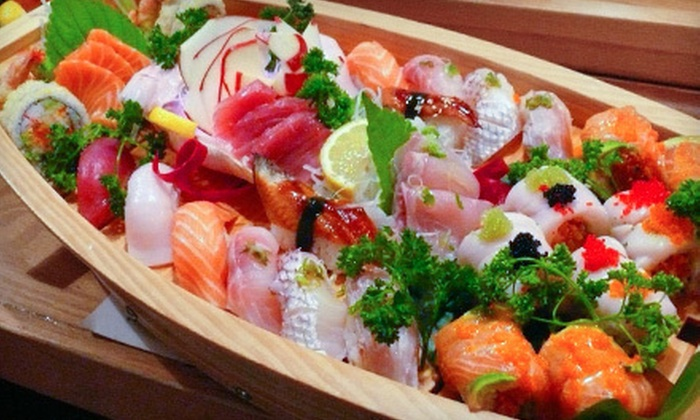 Midori Sushi - Northwest Austin: $17.25 for $30 Worth of Japanese Food and Sushi for Dinner at Midori Sushi
