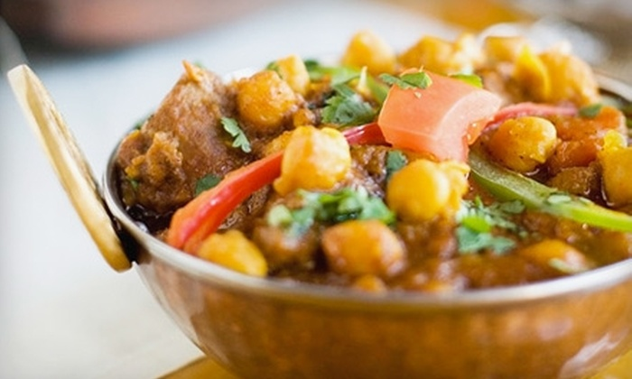 Temptations - Multiple Locations: $15 for $30 Worth of Indian Cuisine at Temptations in Reynoldsburg