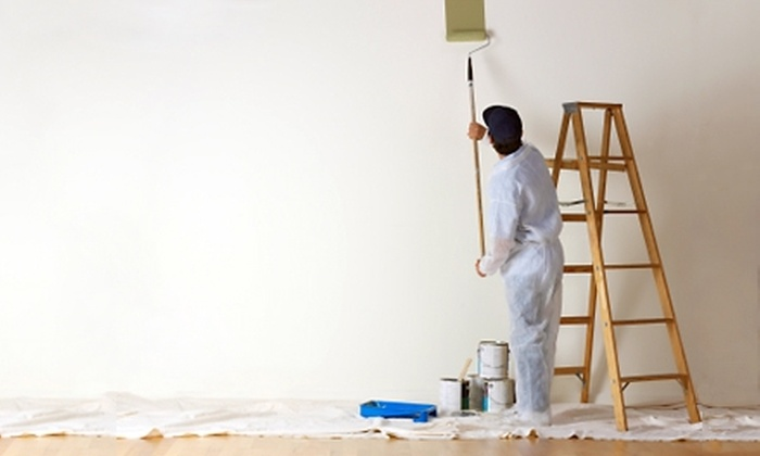 CertaPro Painters - San Carlos: $990 for Three Rooms of Painting from CertaPro Painters ($2,400 Value)