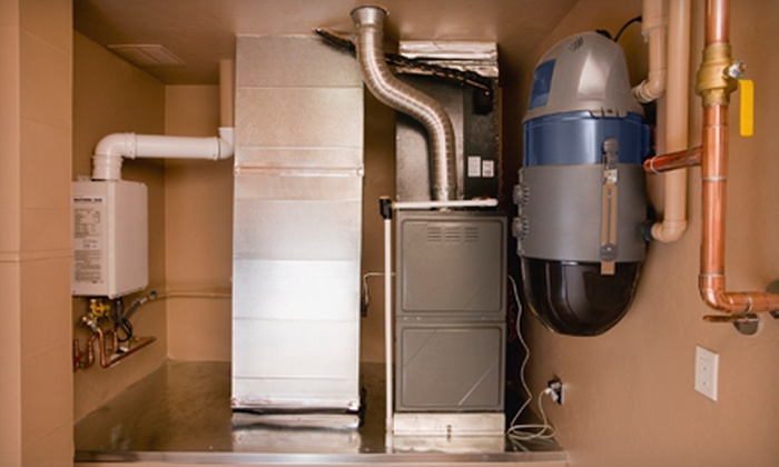 21 Degree's One-Hour Heating & Air Conditioning  - Kingston / Belleville: $49 for a Home Gas Furnace Tune-Up from 21 Degree's One-Hour Heating & Air Conditioning (Up to $111.87 Value)