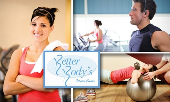Better Body's Fitness Center - Rolling Hills: $30 for a 60-Day Membership and One Personal-Training Session at Better Body's Fitness Center