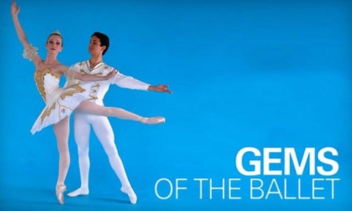 "Alexandra Ballet - Bellerive: $15 for One Ticket to the Alexandra Ballet's Performance of ""Gems of the Ballet"""