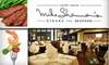 Mike Shannon's Steaks and Seafood - Downtown St. Louis: $50 of Fine Dining at Mike Shannon's Steaks and Seafood