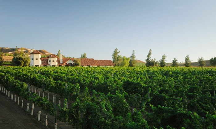 Keyways Vineyard & Winery - Temecula: $60 for a Wine Tasting and Tour Experience for Two at Keyways Vineyard & Winery ($246 Value)