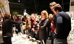 Vinessio Weinmesse München: 1 Tageskarte für die Vinessio Weinmesse München am 05. und 06.03.2016 im Zenith (30% sparen)