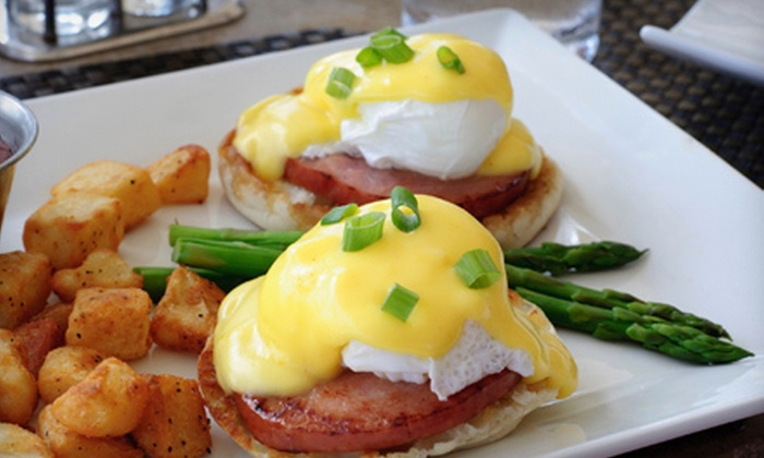 Chef Tony's Restaurant - Bethesda: Sunday Brunch with Bottomless Mimosas for Two or Four at Chef Tony's Restaurant in Bethesda (57% Off)