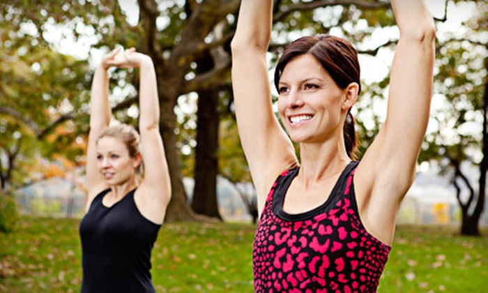 Fuzion Fitness & Bootcamp - Guelph: 5 or 16 Boot-Camp Classes at Fuzion Fitness (Up to 61% Off)
