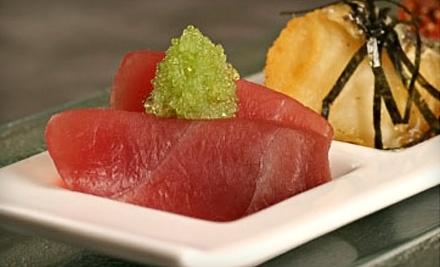 Kru Contemporary Japanese Cuisine: $20 Groupon for Lunch - Kru Contemporary Japanese Cuisine in Sacramento