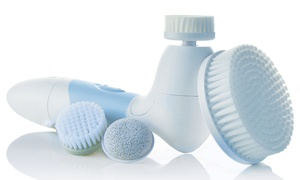 Spin for Perfect Skin: C$19.99 for a Skin, Face, and Body-Cleansing Brush at Spin for Perfect Skin (C$100 Value)