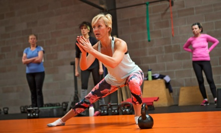 10-Class Pass, or One Month of Unlimited Group Fitness Classes at dkb Fitness (65% Off)