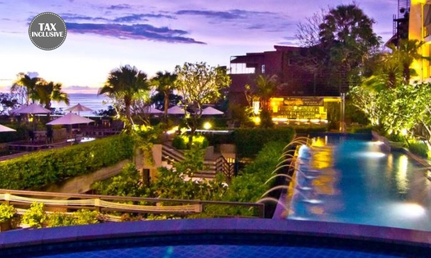 Phuket: 4* Beach Resort + Flights 0
