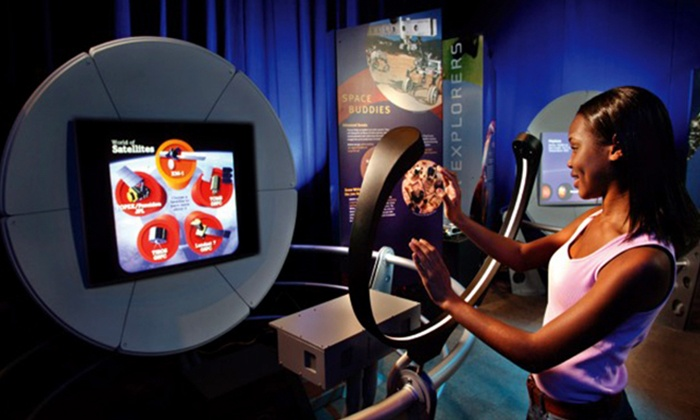 Portland Science Center- Exhibits - Portland Science Center: Space: A Journey to Our Future and The Robot Zoo for Two or Four at the Portland Science Center (Up to 38% Off)