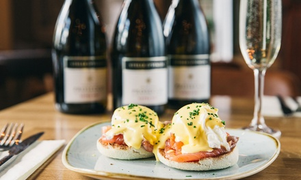 Brunch with Two-Hour Free-Flowing Prosecco for Two or Four at Lincoln Tap House & Kitchen (Up to 51% Off)