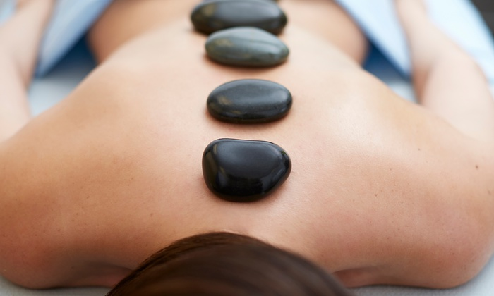 Zeta Spa Massage - Carmel: Hot-Stone Massage with Aromatherapy for One or Two at Zeta Spa Massage (51% Off)
