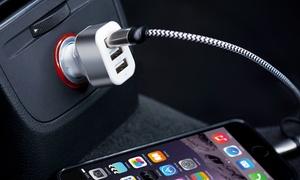 Caricatore da auto per smartphone
