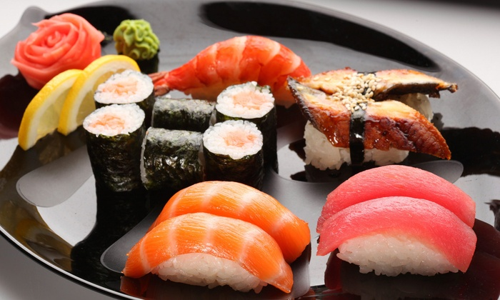 Ginbu 401 - Elizabeth: $18 for $30 Worth of Chinese Food and Sushi at Ginbu 401