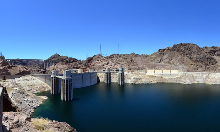 OnBoard Tours - Bally's Hotel and Casino: Express Hoover Dam Tour for One, Two, or Four from OnBoard Tours (Up to 51% Off)