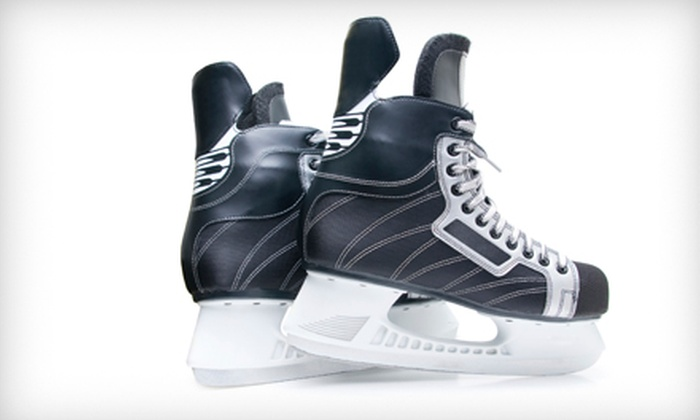 Play It Again Sports - London: $25 for 10 Skate Sharpenings, or $15 for $30 Worth of Sports Gear and Equipment at Play it Again Sports