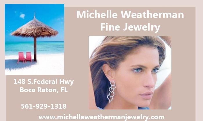 Michelle Weatherman Fine Jewelry - Boca Raton: Up to 58% Off Jewelry and Handbags at Michelle Weatherman Fine Jewelry