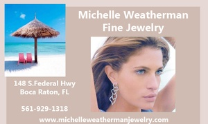 Michelle Weatherman Fine Jewelry: Up to 50% Off Jewelry and Handbags at Michelle Weatherman Fine Jewelry