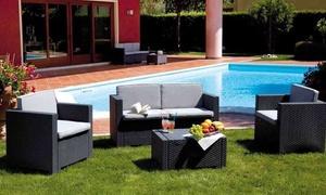 Terrazza e giardino offerte promozioni e sconti for Altalena da giardino leroy merlin