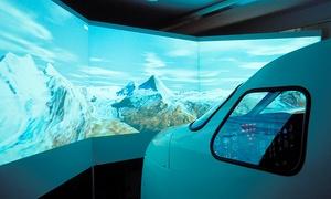 Istituto Volta: Simulazione di volo