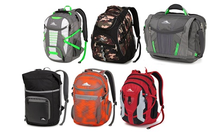 High Sierra Backpacks with 17