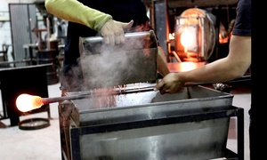 Brooklyn Glass: $149 for a Three-Hour Glass-Blowing Class at Brooklyn Glass ($260 Value)