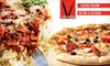 Verso - Parma: $10 for $20 Worth of Italian Cuisine at Verso Restaurant