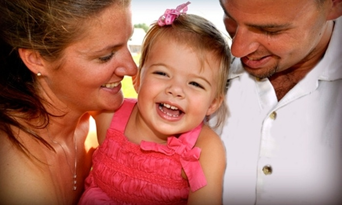 WP inks - West Palm Beach: $75 for a One-Hour Photo Shoot and 100 High-Res Images from WP inks ($175 Value)