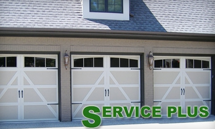 Service Plus Garage Doors - Knoxville: $12 for a Complete Winter Checkup from Service Plus Garage Doors ($25 Value)