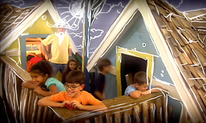 Great Exploration Children's Museum - Historic Old Northeast: Interactive Adventures for Up to Six at Great Explorations Children's Museum in St. Petersburg (Up to 60% Off)