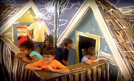 2 Museum Admissions (a $20 value) - Great Exploration Children's Museum in St. Petersburg