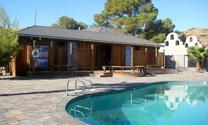 Mercey Hot Springs - Mendota: Recreation at Mercey Hot Springs in Firebaugh. Three Options Available.