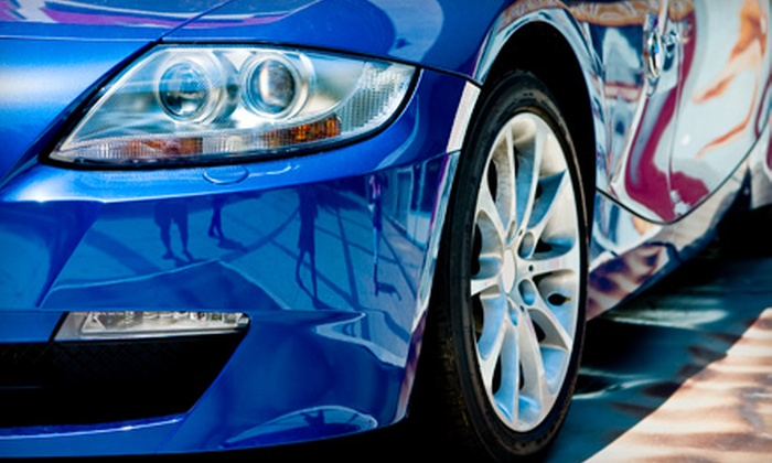 Exquisite Automotive Detail & Mobile Car Wash - Middletown: Mobile Car-Wash and Detailing Services from Exquisite Automotive Detail & Mobile Car Wash. Three Options Available.