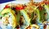 Oishii Sushi – Up to 53% Off Dinner for Two