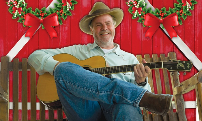 "Robert Earl Keen - Rose State College Hudiburg Chevrolet Center: Robert Earl Keen's ""Merry Christmas From The Fam-O-Lee"" w/ special guests Doyle & Debbie on December 29 at 8 p.m."