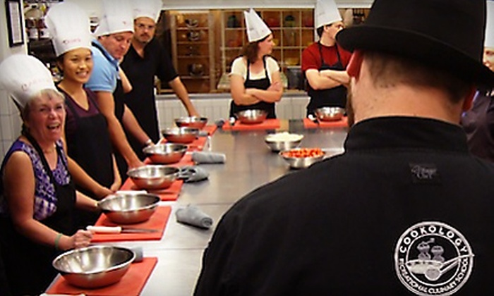 Cookology - Dulles Town Center Mall: $35 for a Quick & Healthy Week Night Meals Cooking Class at Cookology in Sterling ($70 Value)
