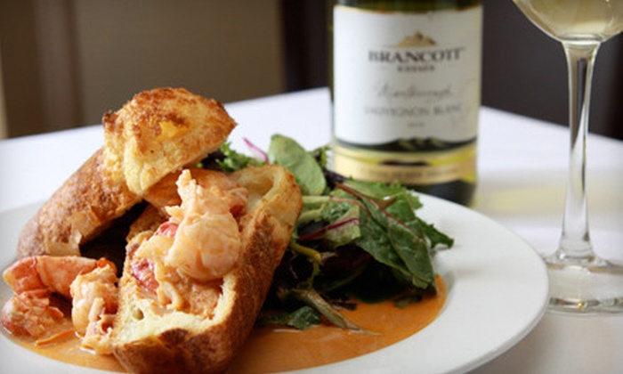 DeWolf Tavern - Downtown Bristol: Four-Course Prix Fixe Meal for Two or Four at DeWolf Tavern in Bristol (Up to 58% Off)