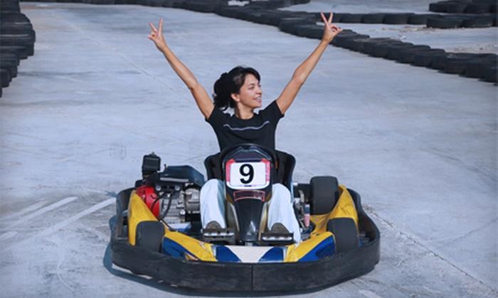 Canastota Kart Speedway - Canastota: Kart Racing and Licenses at Canastota Kart Speedway. Two Options Available.