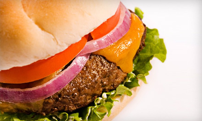 Billy T's Burger Shoppe - Oak Park / Northwood: $5 for $10 Worth of Burgers and Tex-Mex Fare at Billy T's Burger Shoppe