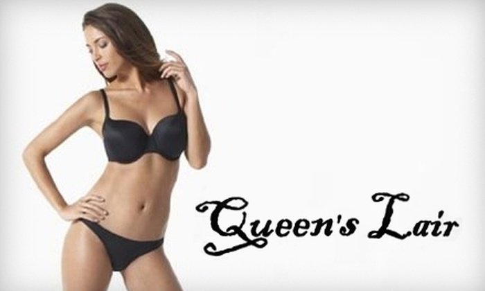 Queen's Lair - Knoxville: $10 for $20 Worth of Lingerie at Queen's Lair Fine Lingerie and Bra Fitting Boutique
