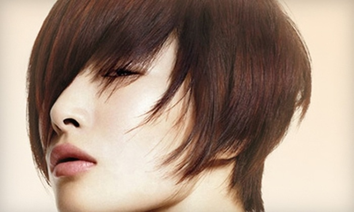 A Wild Hair - Las Vegas: $25 for a Haircut, Style, and Conditioning Treatment at A Wild Hair (Up to $55 Value)
