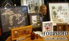 Foursided - Multiple Locations:  $45 for $100 Worth of Custom Framing Services from Foursided, or $10 for $20 Worth of Cards and Gifts from Twosided
