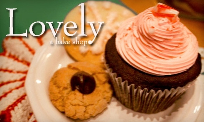 Lovely Bake Shop - Goose Island: $7 for $15 Worth of Pastries, Sandwiches, and More at Lovely Bake Shop