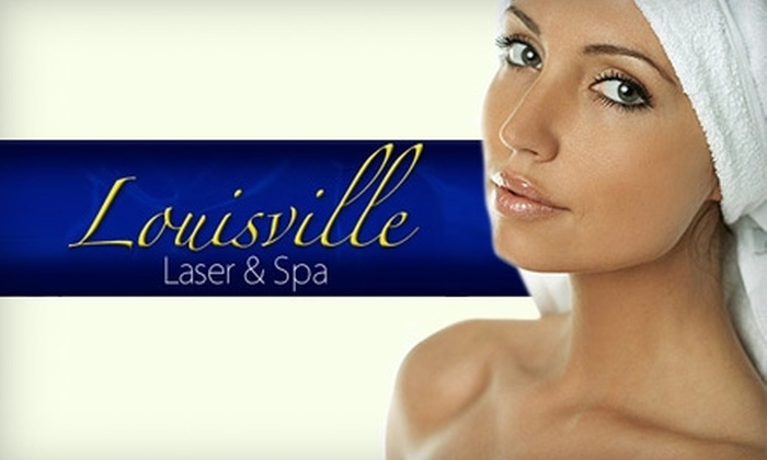 Louisville Laser and Spa  - Northtown: $99 for Eight Laser Hair-Removal Treatments at Louisville Laser and Spa (Up to $600 Value)
