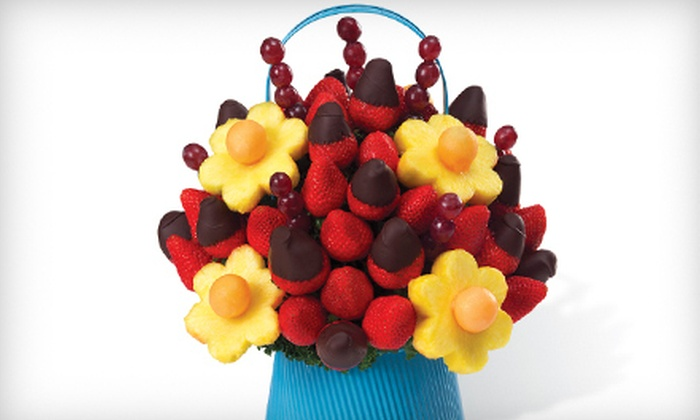 Edible Arrangements - Multiple Locations: $39 for a Choice of One Fruit Bouquet at Edible Arrangements (Up to $81 Value). Nine Locations Available.