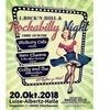 Ticket für Rock´n Roll-Konzert